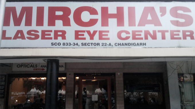 Mirchias Laser Eye Clinic