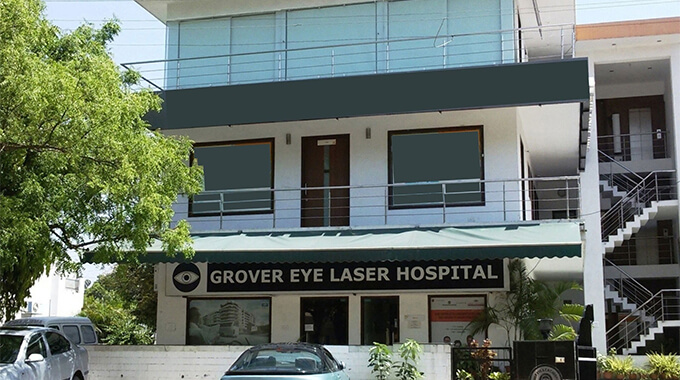 Grover Eye Laser And ENT Hospital
