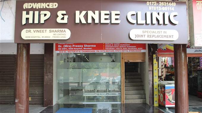 Advanced Hip and Knee Clinic
